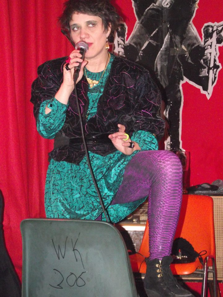 lady gaby at poetic justice nov king kong 2011